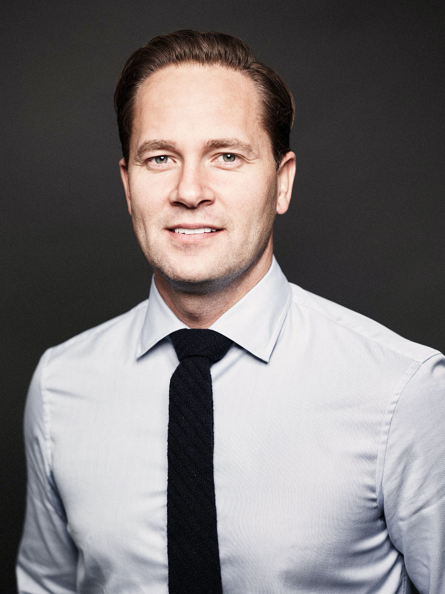 Image of Anders Jensen, Chief Executive Officer